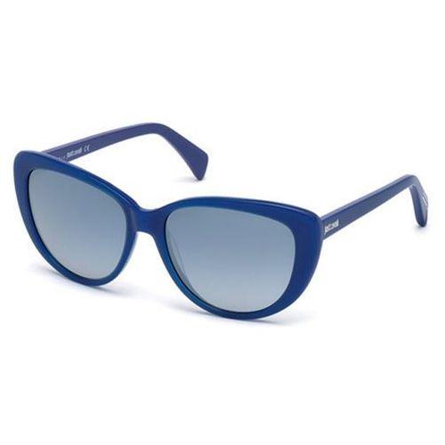 Just cavalli Okulary słoneczne jc 646s 92c