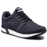 Sneakersy - mp07-17079-01 granatowy marki Sprandi