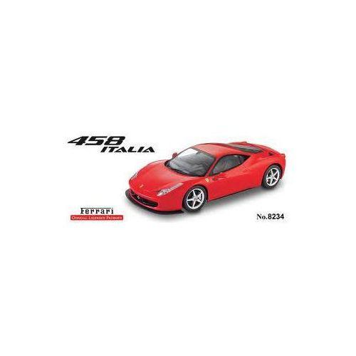 Mjx Samochód licencjonowany ferrari 458 italia 1:10