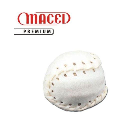 Maced Baseball biały 5cm, PMAC089