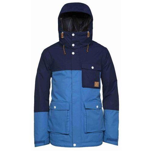 kurtka CLWR - Horizon Jacket Swedish Blue (634) rozmiar: XL, kolor niebieski