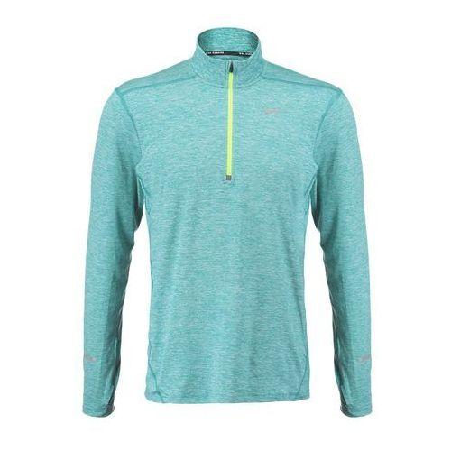 Nike Dri-FIT Element Koszulka do biegania Mężczyźni zielony M Koszulki do biegania