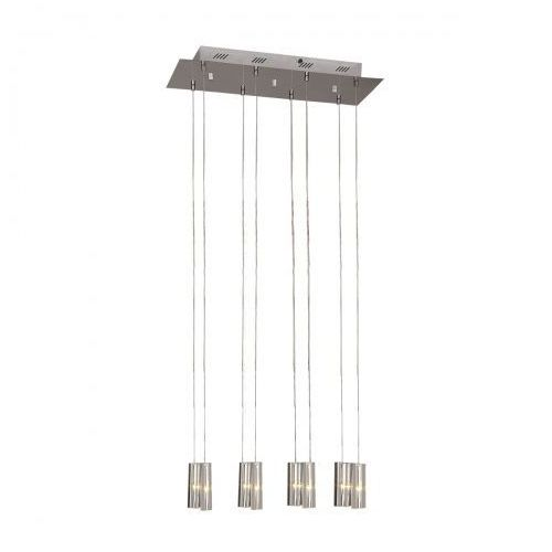 Italux lampa wisząca Sople przezroczysty MD4512-8A