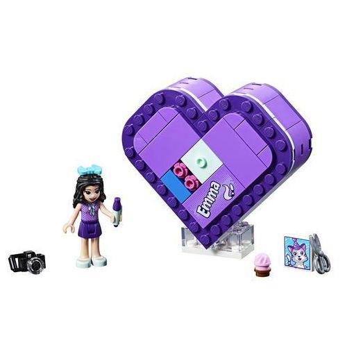 Lego polska Lego klocki friends pudełko w kształcie serca emmy gxp-671413 - darmowa dostawa od 199 zł!!!