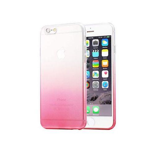 Etui Alogy ombre case Apple iPhone 6 / 6s Różowe - Różowy