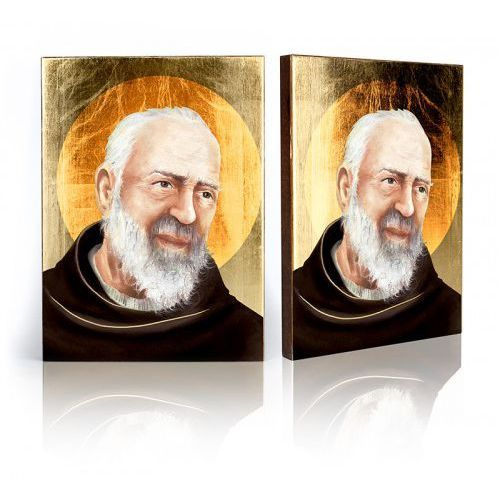 Ikona Święty Ojciec Pio z kategorii Dewocjonalia