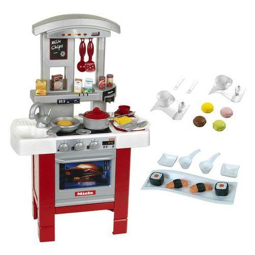 Klein 9106 kuchnia miele starter z dźwiękiem + zestaw do sushi i espresso