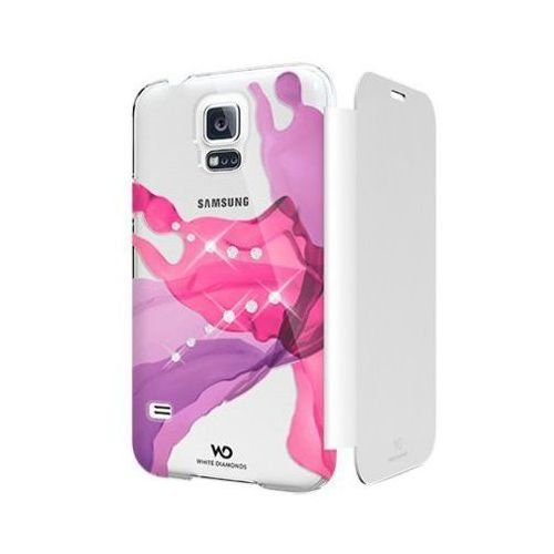 Pokrowiec WHITE DIAMONDS Liquids Booklet do Samsung Galaxy S5 Różowy (Futerał telefoniczny)