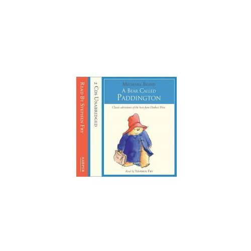 Bear Called Paddington Audiobook, Michael Bond