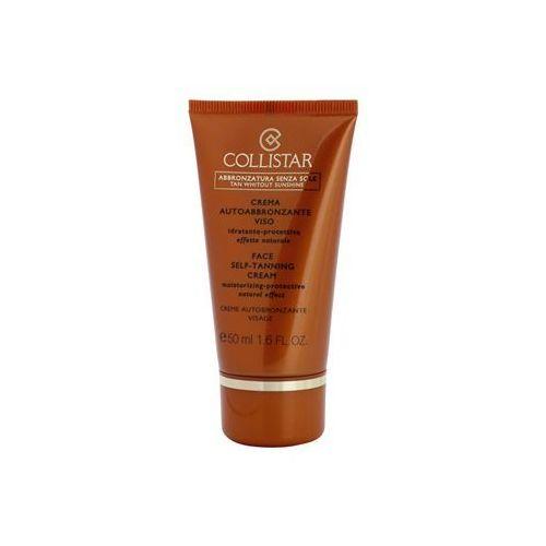Collistar  self tanners samoopalający krem do twarzy (face self-tanning cream) 50 ml