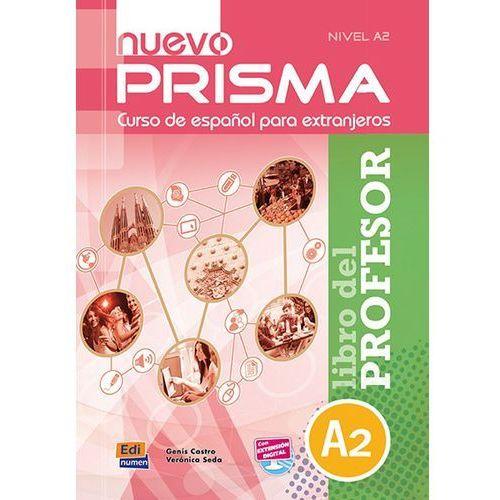 Nuevo Prisma nivel A2 przewodnik metodyczny