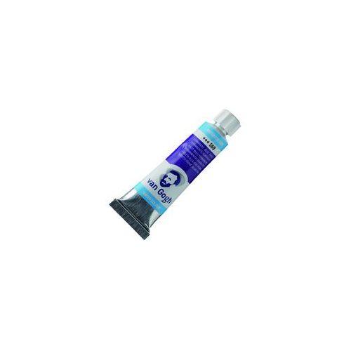 Talens Van Gogh Aquarel Farba 10ml 568 Perm Blue V