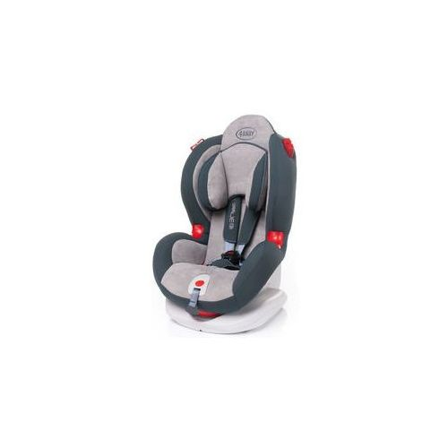 Fotelik samochodowy weelmo 9-25 kg (light grey) marki 4baby