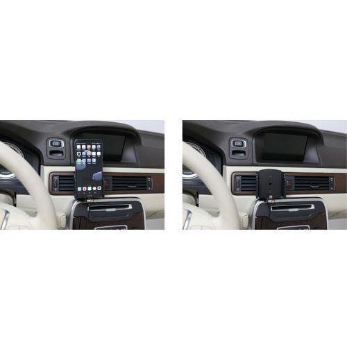 Uchwyt do Huawei Mate 10 Pro z wbudowanym kablem USB oraz ładowarką samochodową