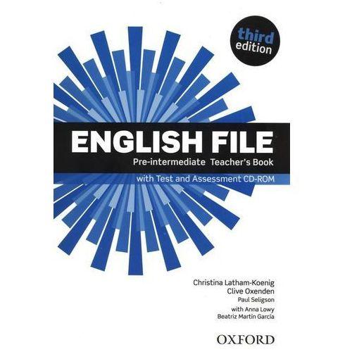English File Third Edition Pre-Intermediate Książka Nauczyciela (280 str.)
