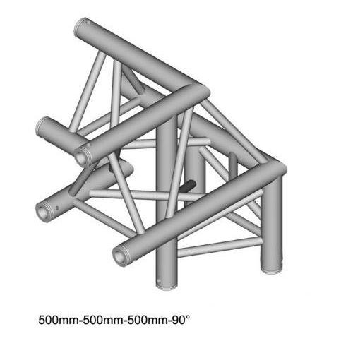 DuraTruss DT 33/2-C41-X element konstrukcji aluminiowej - krzyżak