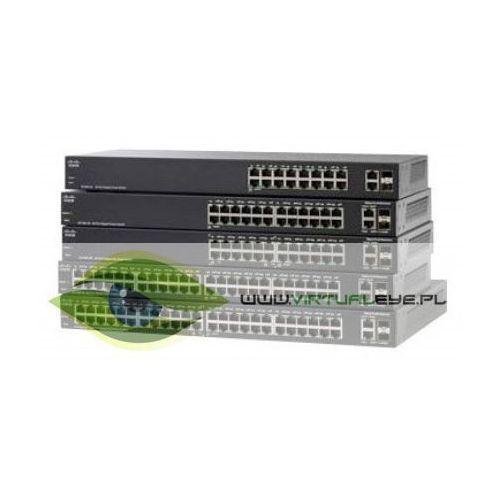 Sg200-26 smart switch l2 24x1gb 2xcombo no fan rack 19'' marki Cisco