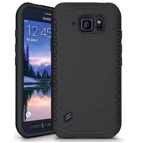 Tech-Protect Combat Black | Obudowa dla Samsung Galaxy S6 Active