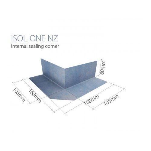 WIPER narożnik uszczelniający zewnętrzny, ISOL-ONE NZ, ISOL-ONENZ