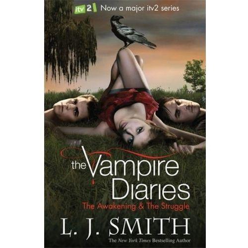 VAMPIRE DIARIES VOL 1 BOOKS 1 & 2 TV TIE (416 str.)