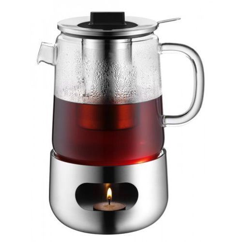 WMF - SensiTea - zaparzacz do herbaty z podgrzewaczem (pojemność: 1,3 l) (4000530680785)