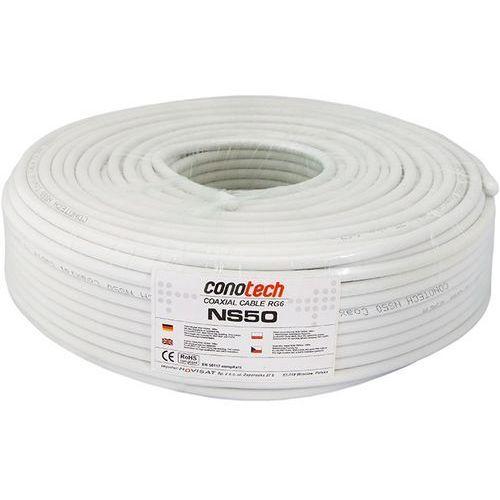 Kabel koncentryczny ns50 1mb marki Conotech