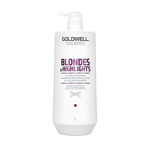 Goldwell Blondes Highlights, szampon po zabiegu rozjaśniania i pasemkami 1000ml
