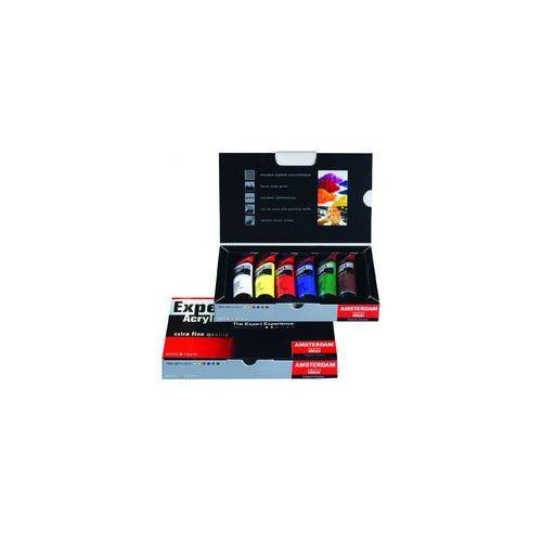 Talens Amsterdam Expert Farby akrylowe 6x20ml, kup u jednego z partnerów
