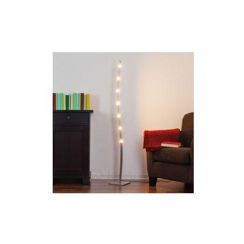 Lampenwelt Ściemniana lampa stojąca led xalu, ciepła biel