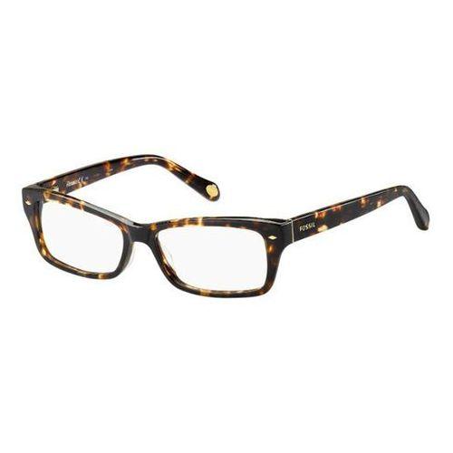 Okulary korekcyjne  fos 6066 z61 marki Fossil