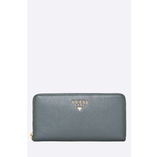 - portfel skórzany krystal marki Guess jeans