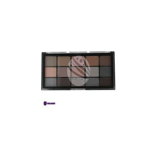 Mua shade palette (w) paleta 15 cieni do powiek shadow mysteries 12g