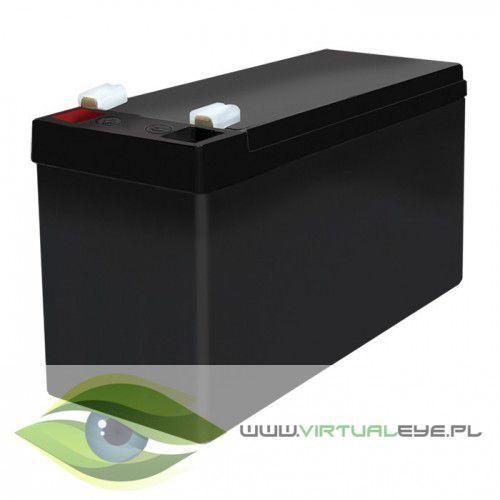 akumulator żelowy   12v   9ah   max.90a   agm marki Qoltec