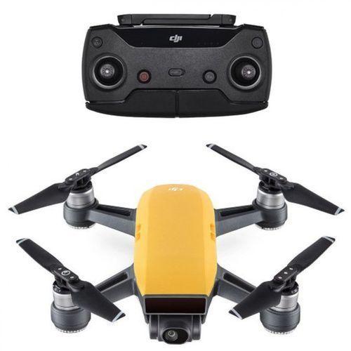 Dron DJI Spark Sunrise Yellow CP.PT.000742 kolor żółty (6958265148439)