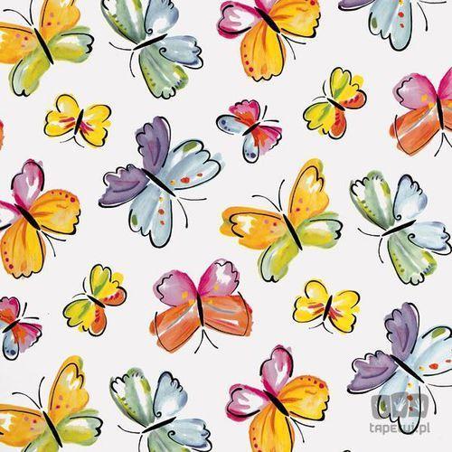Okleina meblowa motyle 45cm 200-2940, 200-2940