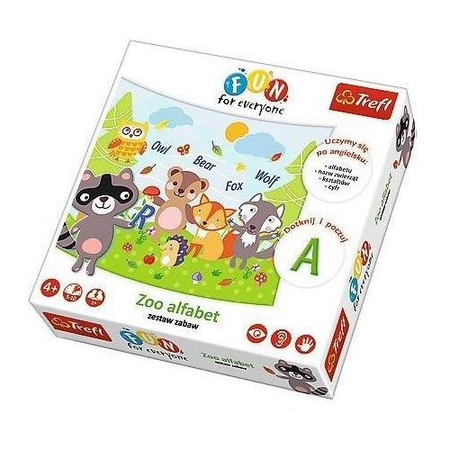 GRA FFE ZOO ALFABET ( fun for everyone ) (5900511240092)
