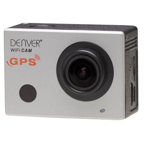 OKAZJA - Denver Kamera sportowa acg-8050w, full-hd, bryzgoszczelna, wstrząsoodporna, wodoszczelny, wifi, gps, 1920 x 1080 px