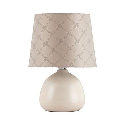 Lampa lampka stołowa ellie 1x40w e14 beżowy 4380 marki Rabalux