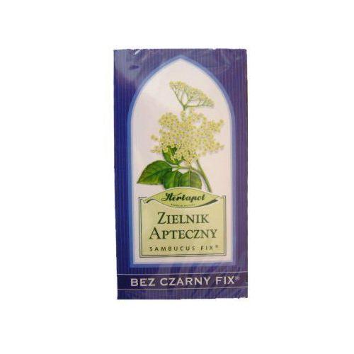 Herbapol Bez czarny - herbata w saszetkach - 30x2g