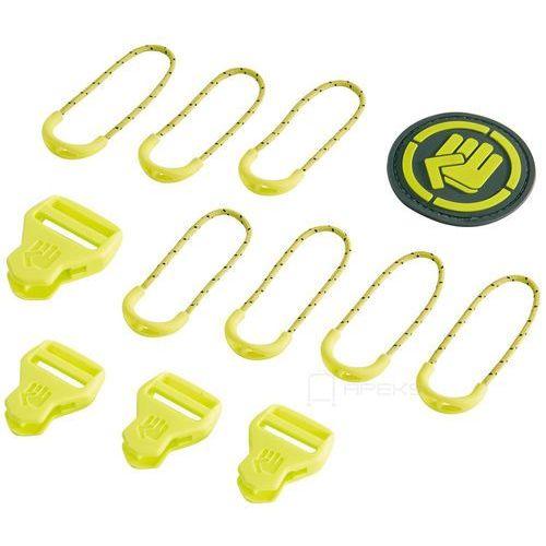 Coocazoo zestaw elementów wymiennych Classic, Limepunch 00138804 Darmowy odbiór w 21 miastach!, 001388040000