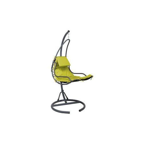 Fotel bujany / wiszący Adriene Limonka PATIO