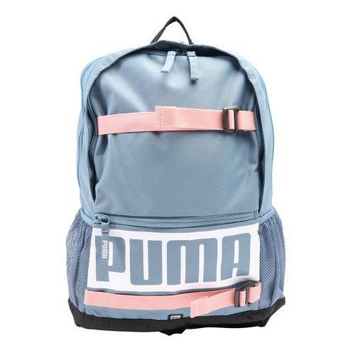 PUMA Plecak sportowy 'Deck' jasnoniebieski / różowy pudrowy / biały (4060981723738)