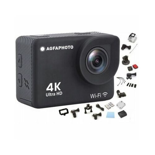 Agfaphoto Kamera sportowa realimove ac9000 (3760265541775)
