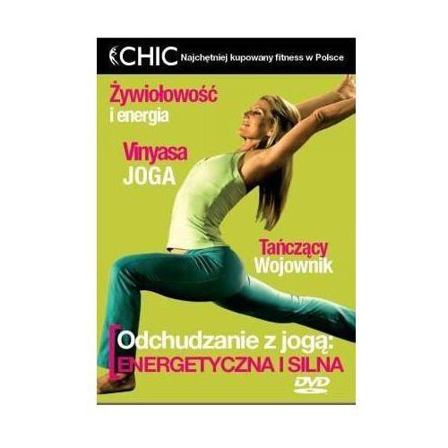 Odchudzanie z jogą: Energetyczna i silna / Gwarancja 24m, OPT9415