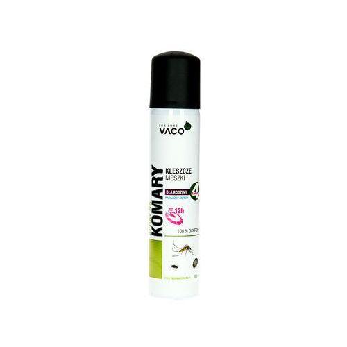 Vaco Środek na komary, kleszcze i meszki . spray 100ml. (5907596406702)