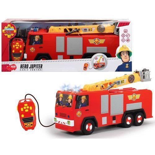 Dickie Strażak Sam Zdalnie sterowany wóz strażacki Hero Jupiter 60 cm 309-9001