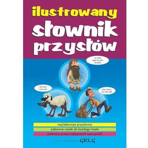 Ilustrowany słownik przysłów (2012)