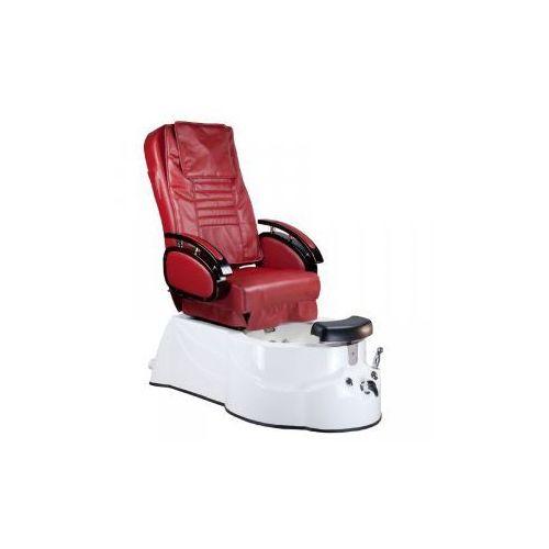 Vanity_b Fotel pedicure spa br-3820d bordowy