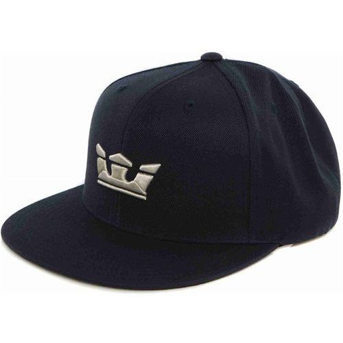 czapka z daszkiem SUPRA - Icon Snap Back Hat Black-Tan (080)