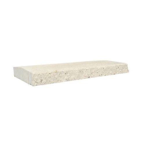 Ziel-bruk Przykrycie cokołu 50 x 30 x 6 cm betonowe dwustronnie łupane skała lubuska